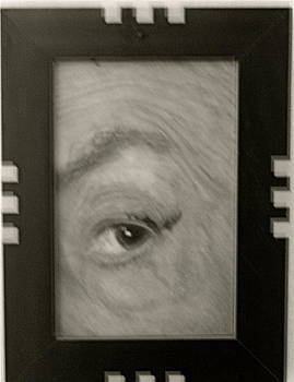 The Eye of Quentin Crisp by Ruth Edward Anderson