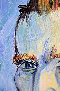 The eye of VanGoh by JAXINE Cummins