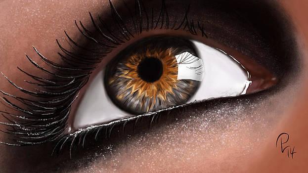 The Eye  by Pia Langfeld