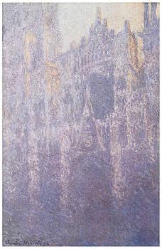 Claude Monet - The Facade Morning Mist