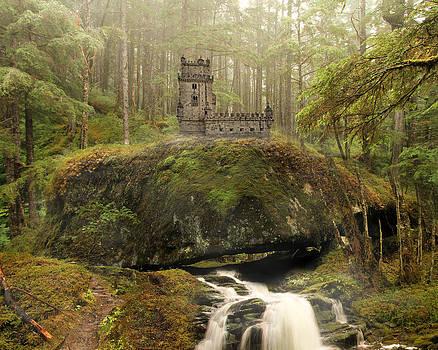 The Fairy Castle by Cheryl Heffner