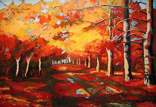 The Fall by Adriana Vasile