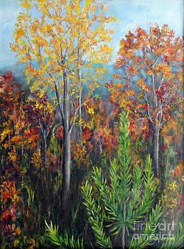 Carolyn Shireman - The Fall