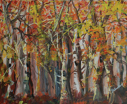 The Fall by Helene Khoury Nassif