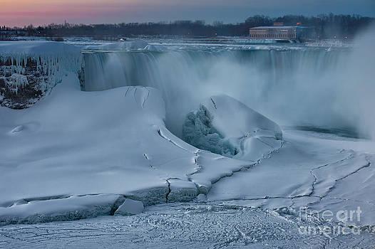 The Falls by doug hagadorn by Doug Hagadorn