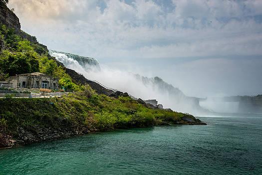 The Falls by Pat Scanlon