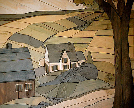 Sherlyn Morefield Gregg - The Family Farm