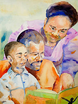 The Family that Reads Together - Antonia Ruppert by Antonia Ruppert