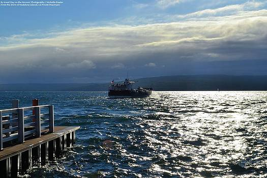 The Ferry by Michelle and John Ressler