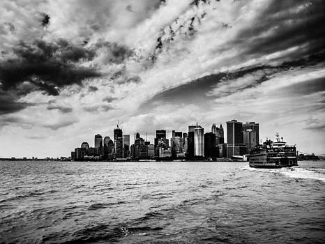 Hakon Soreide - The Ferry to Manhattan