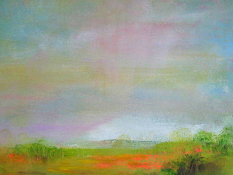 The Field by Bonnie Bardos