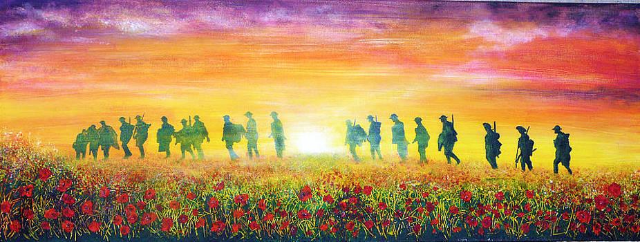 The Final March by Ann Marie Bone
