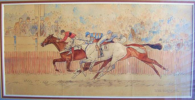 The Finish the Maryland Cup by Ann Whitfield