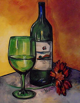 The First Glass by Vickie Warner