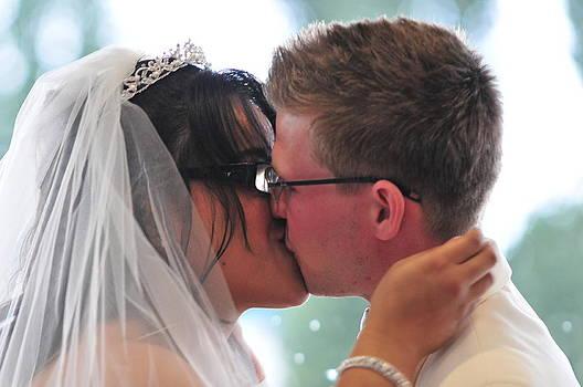 The First Kiss by Ken Wilson