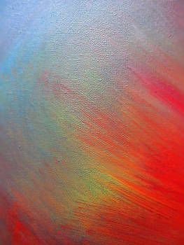 The first sun1 by Chepcher Jones