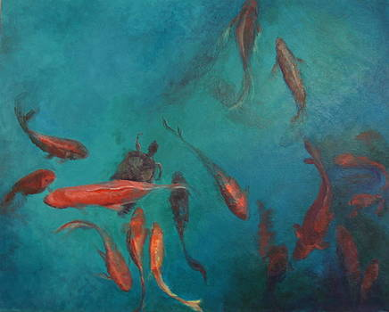 the Fish of Cabo by Terri Messinger