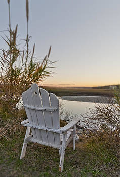 The Fishing Chair by Ginny Horton