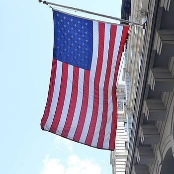 Eve Tamminen - The Flag 2/2.  #iloveny #newyork #ny