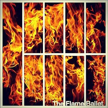 The Flame Ballet by Clay Pritchard