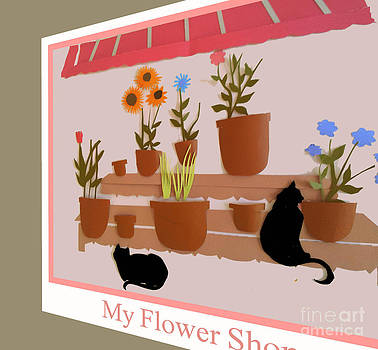The Flower Shop by Nancy Michalak