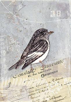 The Flycatcher by Jana Bodin