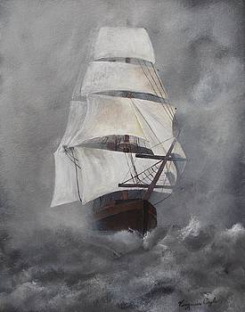The Flying Dutchman by Virginia Coyle