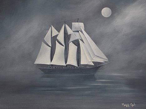 The Fog by Virginia Coyle