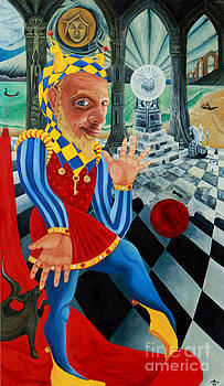 The Fool by An-Magrith Erlandsen