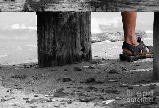 Barbara McMahon - The Foot
