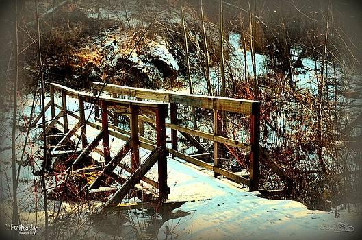 Guy Hoffman - The Foot Bridge - Naramata BC 2-28-2014