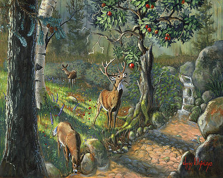 The Forbidden Fruit by Jeff Brimley