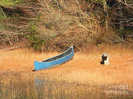 The Forgotten Canoe by Spirit Baker