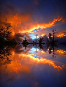 The Forgotten Sunset by Tara Turner