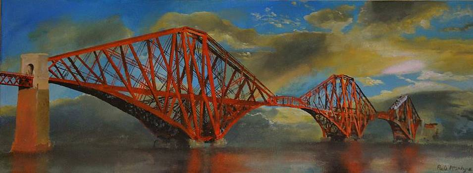 The Forth Bridge by Paul McIntyre