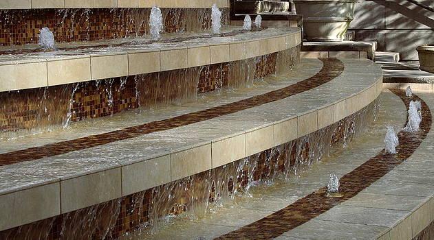 The Fountain by Kae Art