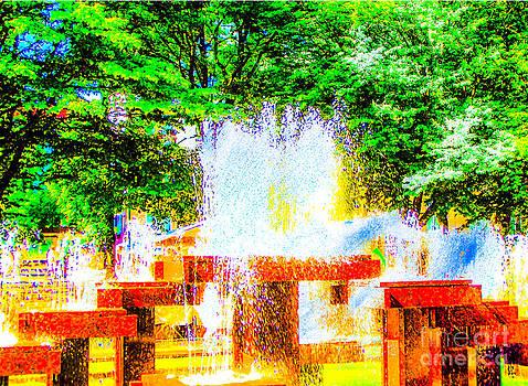 Algirdas Lukas - The Fountain