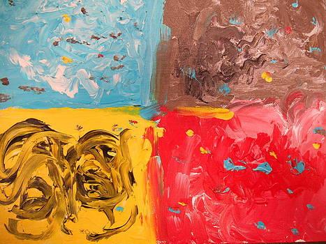 The Four Seasons by Shea Holliman