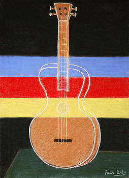 The Four Stringed Guitar by Paul Daly