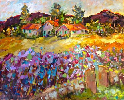 Sharon Furner - The Fragrance of Lavender