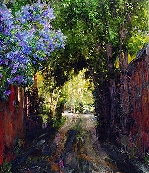 The Fragrant Passage by Steven Boone
