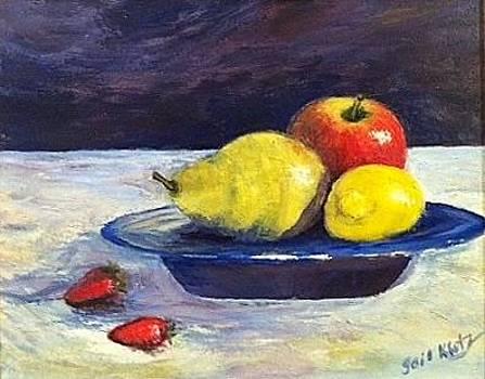 The Fruit Bowl by Gail Kirtz