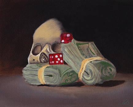 The Gambler by Nicko Gutierrez
