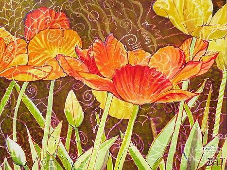 The Garden Dance by Christine Belt