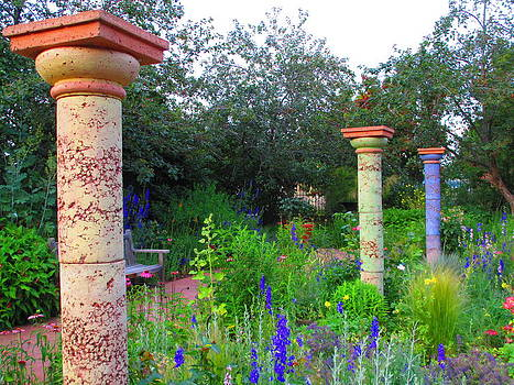 The Garden by Elaine Haakenson