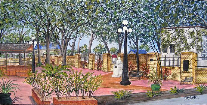 The Garden by Gloria E Barreto-Rodriguez