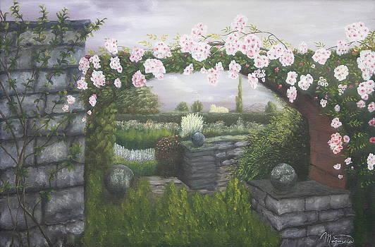 The Garden by Lou Magoncia