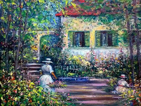The Garden by Philip Corley
