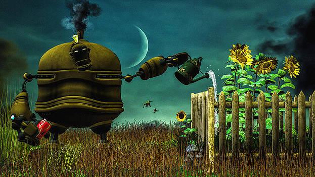The Gardener by Bob Orsillo