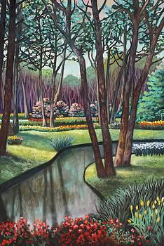 The Gardener's Gift by Eve  Wheeler
